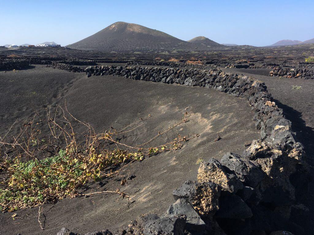 Omgeving van Lanzarote