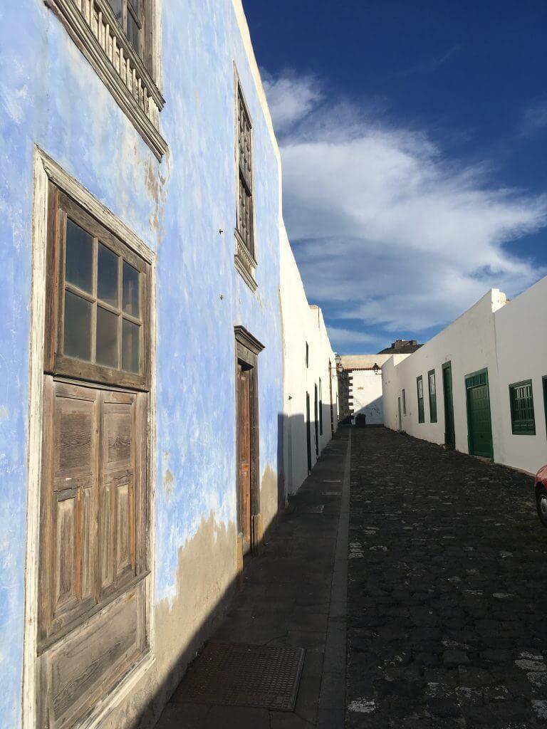 Straatjes van La Palma